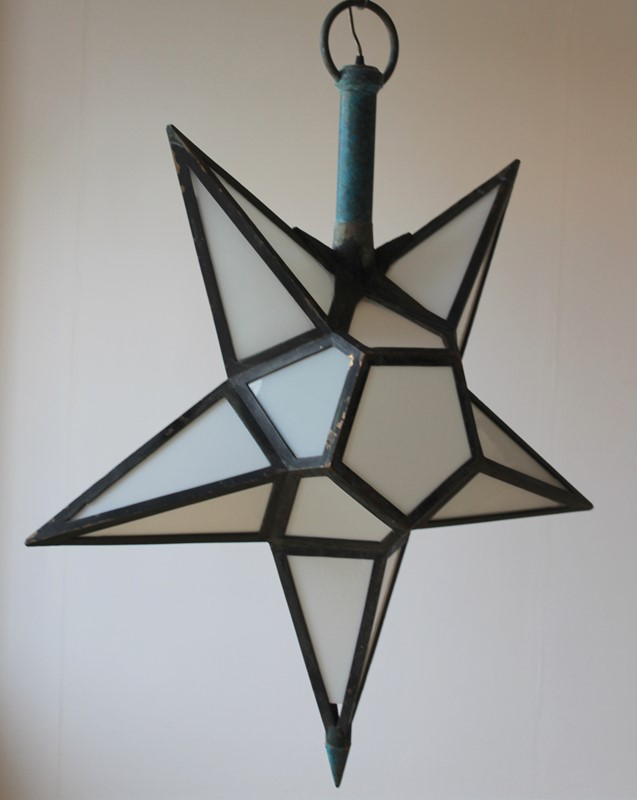 20th Century Star Lantern-dean-antiques-img-6054-main-637075298422578770.JPG