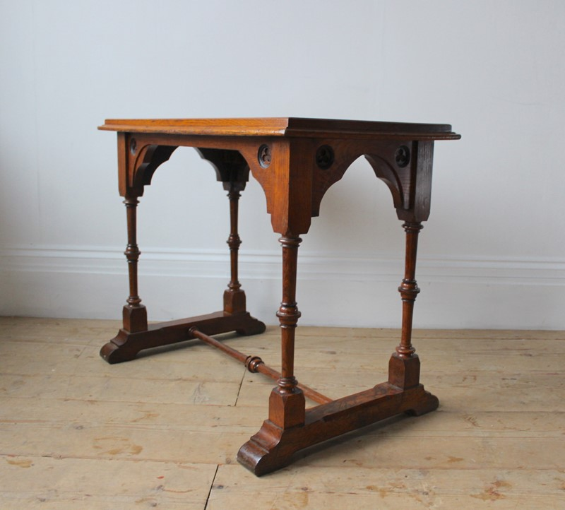 19th Century Pugin Style Table-dean-antiques-img-6812-main-637118297877273310.JPG