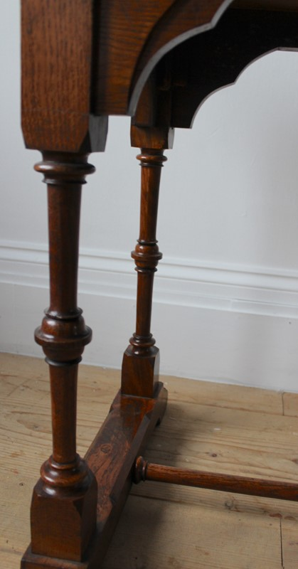 19th Century Pugin Style Table-dean-antiques-img-6820-main-637118297907585742.JPG