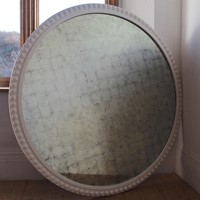 20th Century Bobbin Mirror