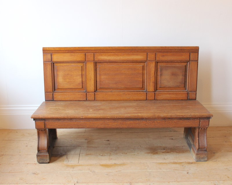 19th Century Country House Bench-dean-antiques-img-7438-main-637177947898751385.JPG