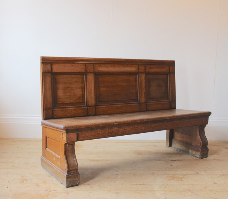 19th Century Country House Bench-dean-antiques-img-7439-main-637177947908907627.JPG