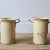 Two Anchovy Pots
