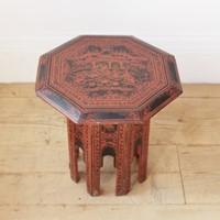 20th Century Indian Table