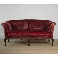 19th Century Howard & Sons Sofa