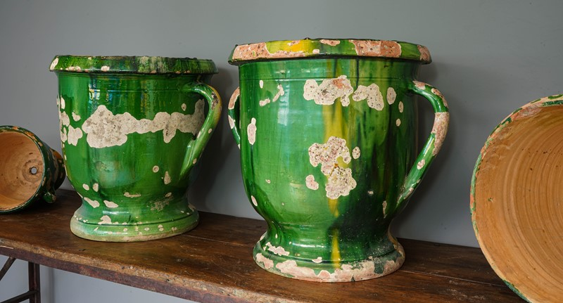 Antique French Castelnaundary glazed vases-decorative-garden-antiques-dsc00206-main-637418090697602236.jpg