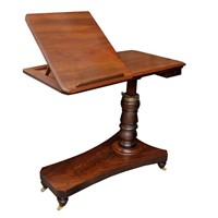 George IV Mahogany Reading/Writing Table