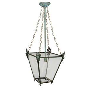 English Regency Hanging Lantern
