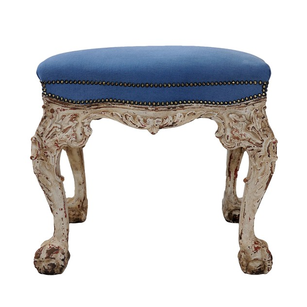 English George II Style Painted & Carved Stool -decorator-source-21e_main_636518052997946227.jpg