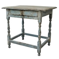George II Painted Side Table