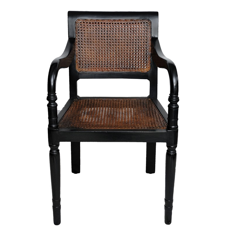 Anglo Indian Ebonised Desk/Open Arm Chair -decorator-source-untitled-1-main-636862795119373492.jpg