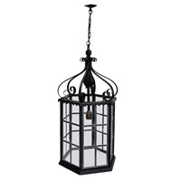English Arts & Crafts/Aesthetic Movement Lantern