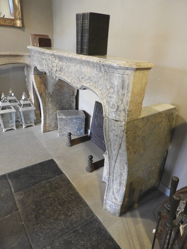 19th century fireplace in Jura marble -deknock-dscn5207-main-636907641726215306.JPG