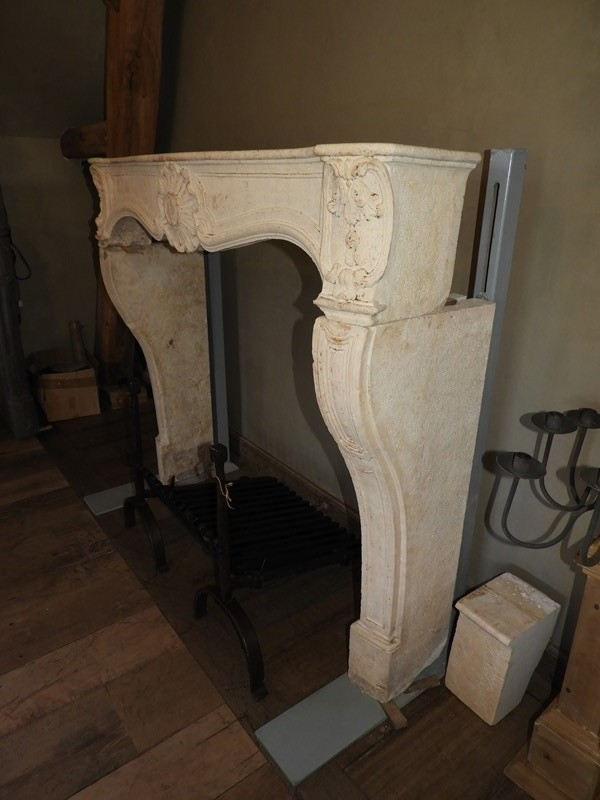 18th century limestone Louis XV fireplace -deknock-dscn5335-main-636917046720457401.JPG