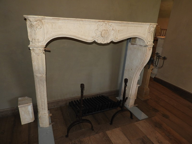 18th century limestone Louis XV fireplace -deknock-dscn5337-main-636917046822799981.JPG