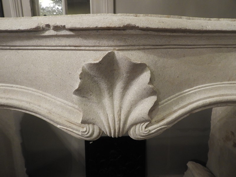 19th century Louis XV fireplace in limestone -deknock-dscn5411-main-636919554424098450.JPG