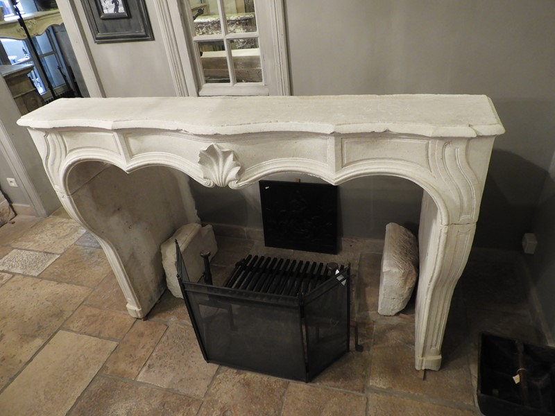 19th century Louis XV fireplace in limestone -deknock-dscn5415-main-636919554614247456.JPG