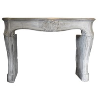19th cetury regency Fireplace Mantle