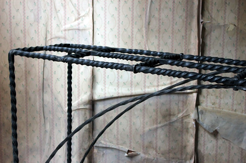 Large 19thC Country House Wrought Iron Stick Stand-doe-and-hope-largeironstickstand1-main-636669092181422828.jpg