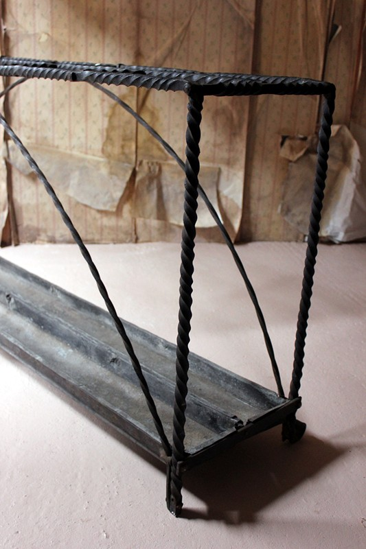 Large 19thC Country House Wrought Iron Stick Stand-doe-and-hope-largeironstickstand18-main-636669095691914844.jpg