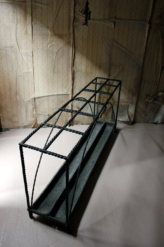 Large 19thC Country House Wrought Iron Stick Stand-doe-and-hope-largeironstickstand25-main-636669096095819556.jpg