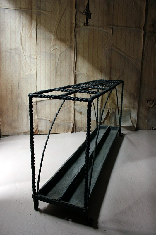 Large 19thC Country House Wrought Iron Stick Stand-doe-and-hope-largeironstickstand27-main-636669096128269220.jpg