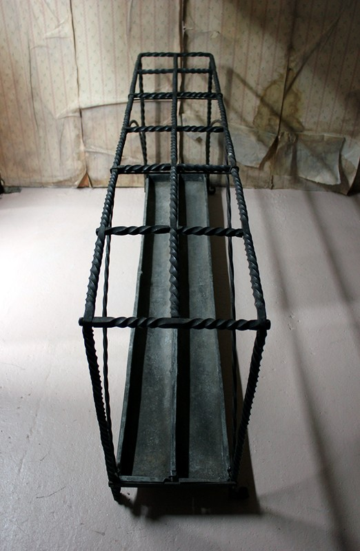 Large 19thC Country House Wrought Iron Stick Stand-doe-and-hope-largeironstickstand28-main-636669096144338044.jpg
