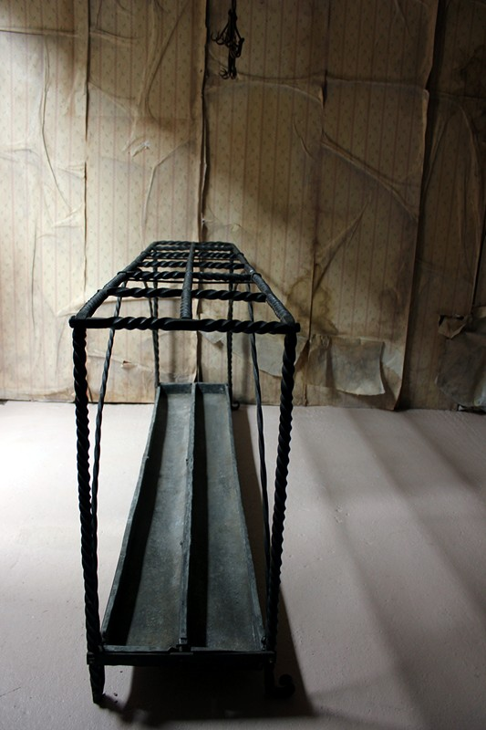 Large 19thC Country House Wrought Iron Stick Stand-doe-and-hope-largeironstickstand30-main-636669096175071620.jpg