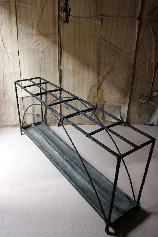 Large 19thC Country House Wrought Iron Stick Stand-doe-and-hope-largeironstickstand31-main-636669096326867404.jpg