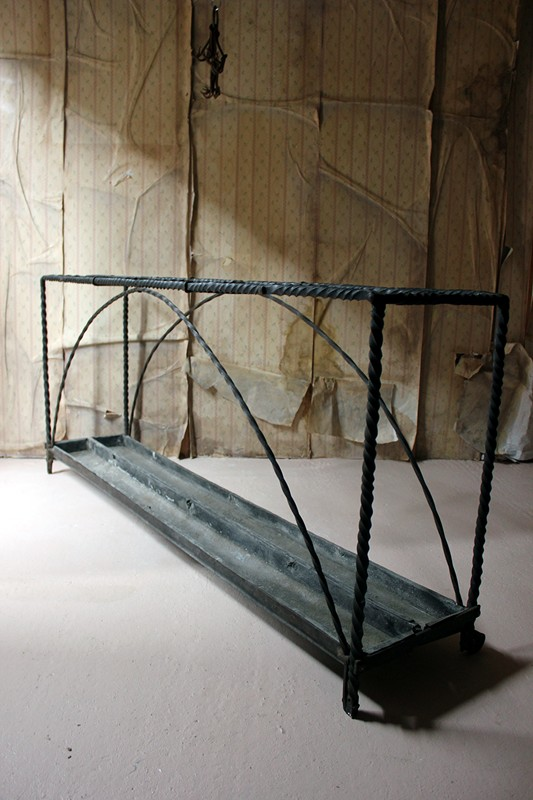 Large 19thC Country House Wrought Iron Stick Stand-doe-and-hope-largeironstickstand32-main-636669096343248244.jpg