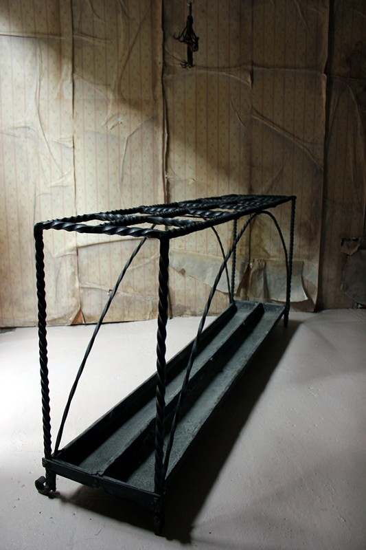 Large 19thC Country House Wrought Iron Stick Stand-doe-and-hope-largeironstickstand36-main-636669096407055516.jpg