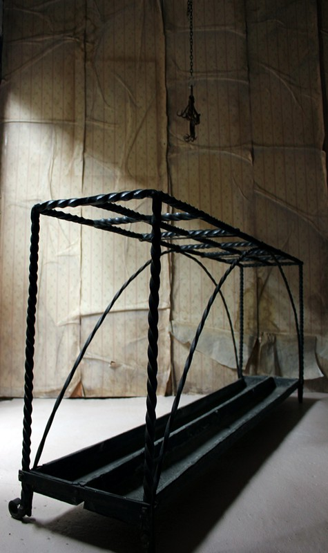 Large 19thC Country House Wrought Iron Stick Stand-doe-and-hope-largeironstickstand37-main-636669096561503436.jpg
