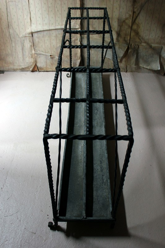 Large 19thC Country House Wrought Iron Stick Stand-doe-and-hope-largeironstickstand38-main-636669096575544156.jpg