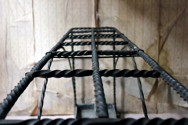 Large 19thC Country House Wrought Iron Stick Stand-doe-and-hope-largeironstickstand7-main-636669094011240660.jpg