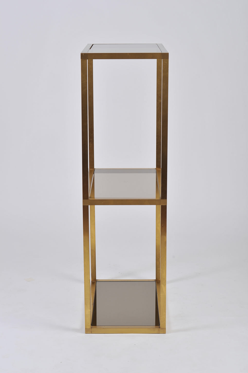 Beautiful Zoom French S Brass Bookcase Or With Etagere Decorative
