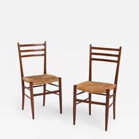 Pair of Midcentury Chairs by Otto Gerdau