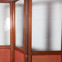 Glazed Room Screen