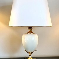Gorgeous 1970-80s Le Dauphin Table Lamp