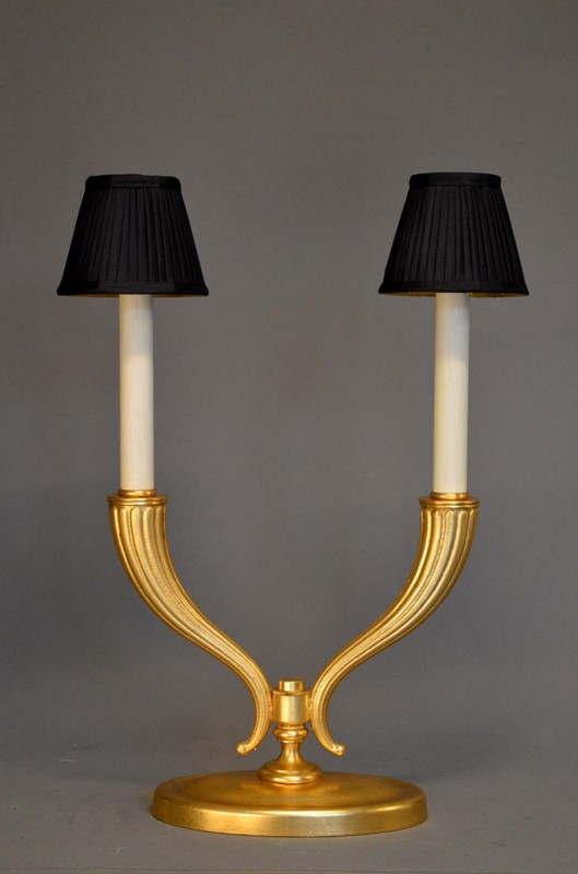Bespoke 30's design: BARBARA-empel-collections-Barbara candle stick lamp reeded arm version-001-main-636583840281148222.JPG