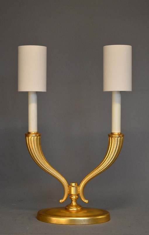 Bespoke 30's design: BARBARA-empel-collections-Barbara candle stick lamp reeded arm version-004-main-636583840289728662.JPG