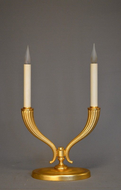 Bespoke 30's design: BARBARA-empel-collections-Barbara candle stick lamp reeded arm version-005-main-636583840292692814.JPG