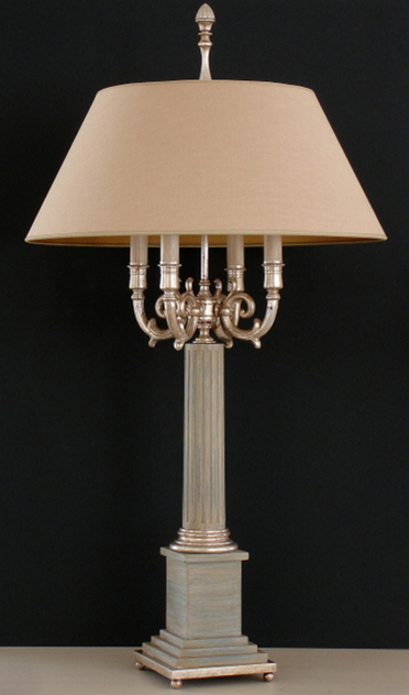 Bespoke  bouillotte table lamp; CHAMBOURGH.-empel-collections-Chambourg bouillotte _main.jpg