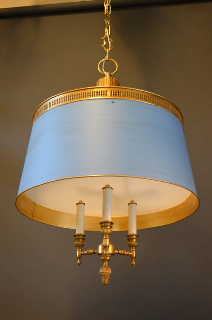 Bespoke bouillotte pendant lamp: ESTHER-empel-collections-Esther pendant cooks blue Danny-007_main_636374439499001239.JPG
