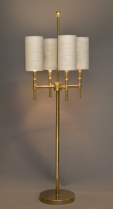 Bespoke Mid Century inspired four shade table lamp-empel-collections-SOHO four arm table lamp-main-636783343066462733.JPG