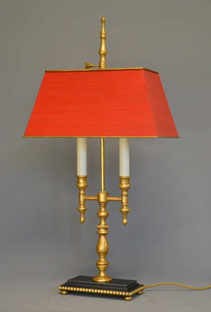 Bespoke two arm bouillotte lamp, St Michel-empel-collections-St Michel bouillotte table lamp-004_main_636371999816439375.JPG