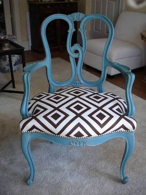 A single antique blue arm chair-empel-collections-antique blue chair.10 023.10 023_main.jpg