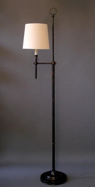 Bespoke floor/reading lamp; COTTAGE.-empel-collections-cottage floor lamp_main_636072192649852502.JPG