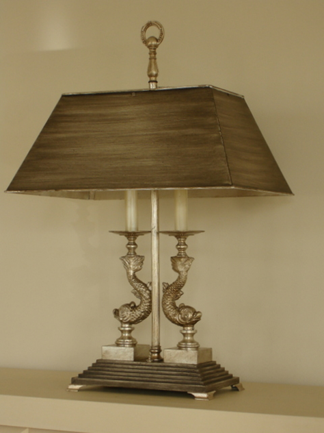 Bespoke DOLPHIN desk'/ table lamp.-empel-collections-double dolphin table lamp.09 009_main.jpg