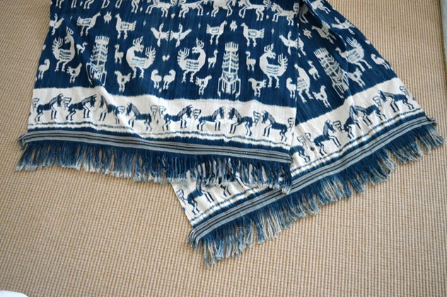 Vintage Ikat woven throw 240x103cm-empel-collections-ikat throw_main_636484211597117703.JPG