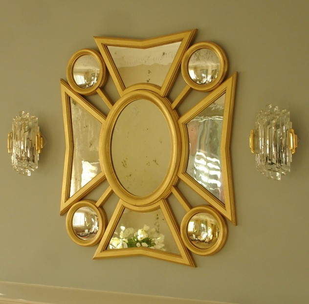 Bespoke made maltese cross mirror.-empel-collections-maltese cross mirror-003_main.JPG